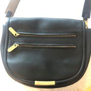 Marc Jacobs shoulder/crossbody leather handbag
